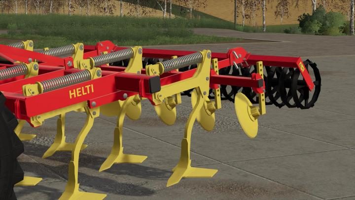 FS19 - Helti Cultivator V2