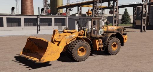 Photo of FS19 – Hitachi Zw-310 Wheel Loader V1
