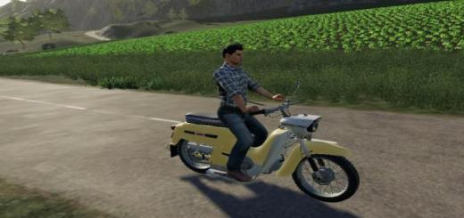 Photo of FS19 – Jawa 50 Pionyr Type 20 V1