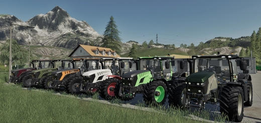 Photo of FS19 – Jcb 4220 Agravis Auctions Set V1