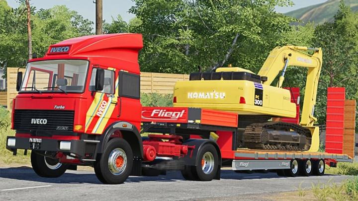 FS19 - Komatsu Pc300 V1