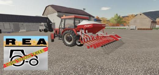 Photo of FS19 – Kverneland Accord Dl Rea Fix V1