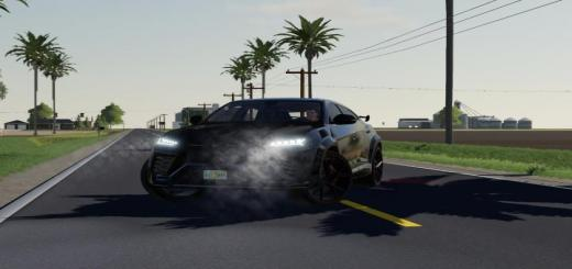 Photo of FS19 – Lamborghini Urus Mansory V1