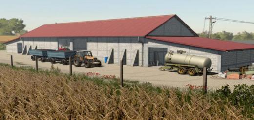 Photo of FS19 – Large Grain Storage V1