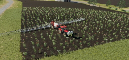 Photo of FS19 – Lizard 200 Sprayer V1.2