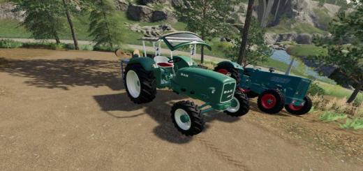 Photo of FS19 – M.a.n 4P1 V1.1