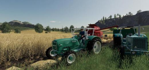 Photo of FS19 – M.a.n 4P1 V1