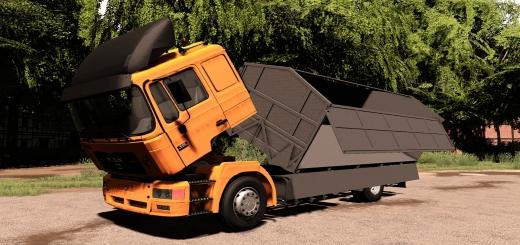 Photo of FS19 – Man F2000 Grain Truck V1