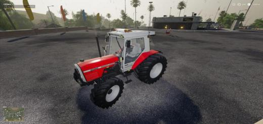 Photo of FS19 – Massey Ferguson 3000S V1.0.2.0