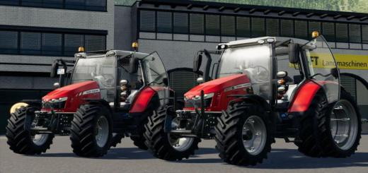 Photo of FS19 – Massey Ferguson 5000 Pack V1
