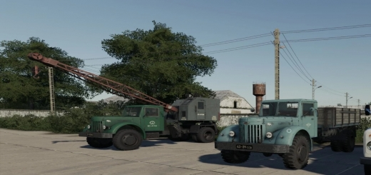 Photo of FS19 – Maz 200 Pack – Old Farm V1