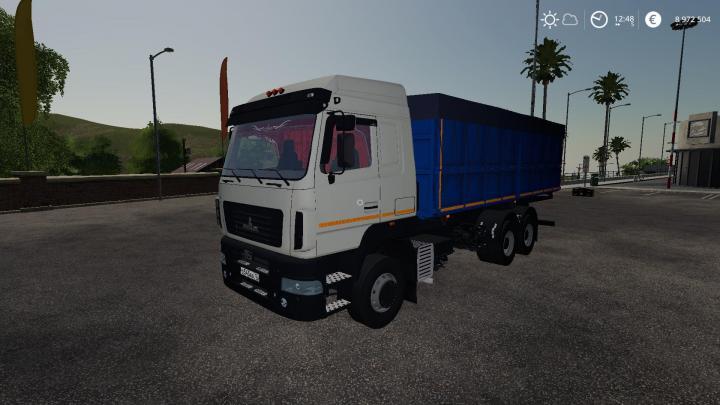 FS19 - Maz 631203 V0.1