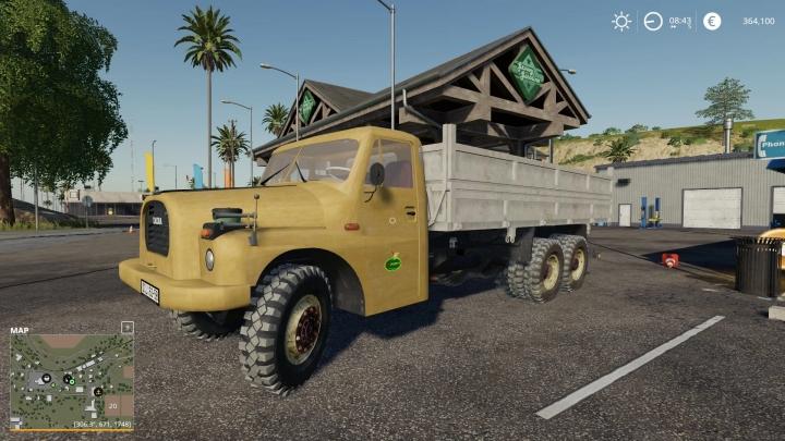 FS19 - Mr Tatra 148 Agro
