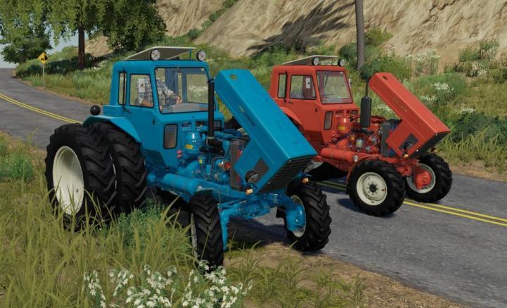 FS19 - Mtz-82 Tractor V1.0.0.3