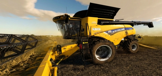 Photo of FS19 – New Holland Cr10.90 Us V1.0.0.1