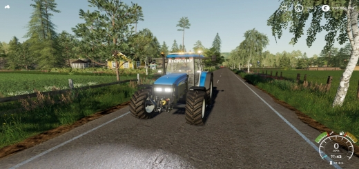 Photo of FS19 – New Holland Tm Norsk Edit V1