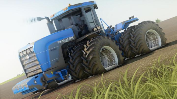 FS19 - New Holland Versatil V1