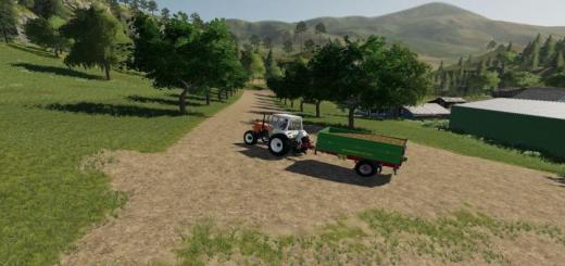 Photo of FS19 – Placeable Fruit Trees V1.1