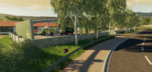 Photo of FS19 – Placeable Stonewalls V1