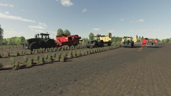 FS19 - Potato Harvester Pack V1