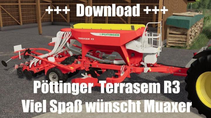 FS19 - Pottinger Terrasem R3 V1