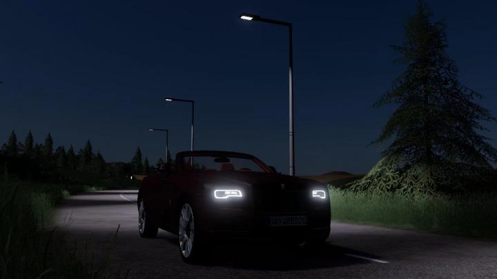FS19 - Rolls Royce Dawn Rdm V1