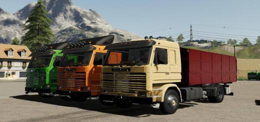 Photo of FS19 – Scania 113H Grain Truck V1
