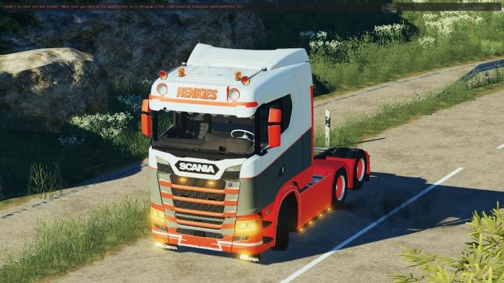 FS19 - Scania Next Gen V1