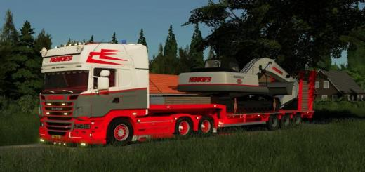 Photo of FS19 – Scania R620 Topline 6X2 Boogie V1