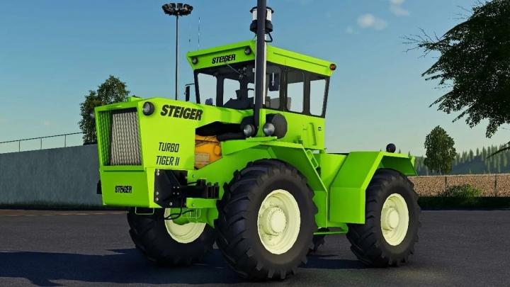 FS19 - Steigers Series 2 V1