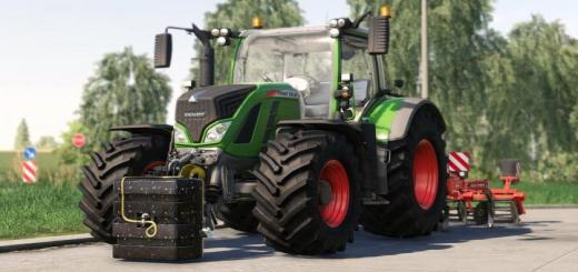 Photo of FS19 – Suer Pack 600-1000Kg V1