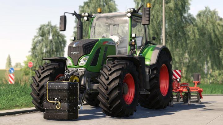FS19 - Suer Pack 600-1000Kg V1
