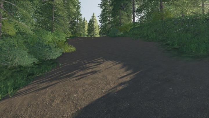 FS19 - Switchback Canyon Map V1.3