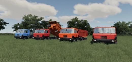 Photo of FS19 – Tatra 815 S1 V1