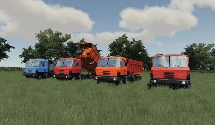 FS19 - Tatra 815 S1 V1