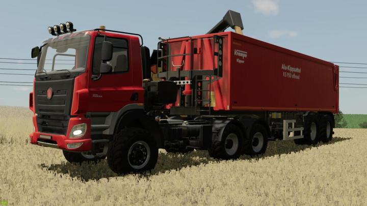 FS19 - Tatra Phoenix Eu6 V1