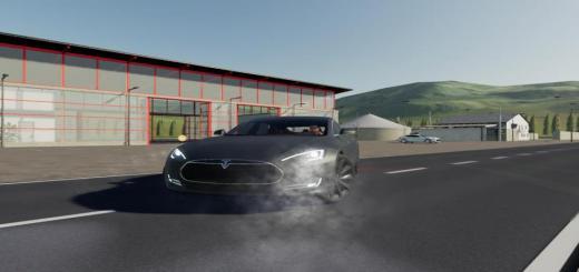 Photo of FS19 – Tesla Model S No Dlc Alpine V1
