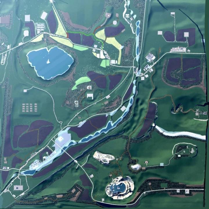 FS19 - Thalheim Map V2