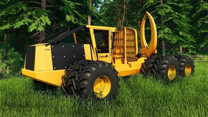 FS19 - Timber Pro Forwarder V1