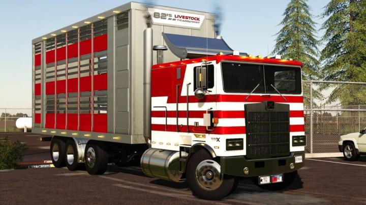 FS19 - Tlx 9000 Rigid Series V1.2