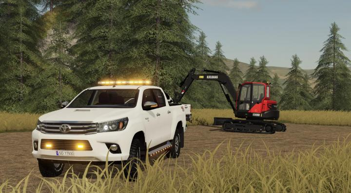 FS19 - Toyota Hilux V2