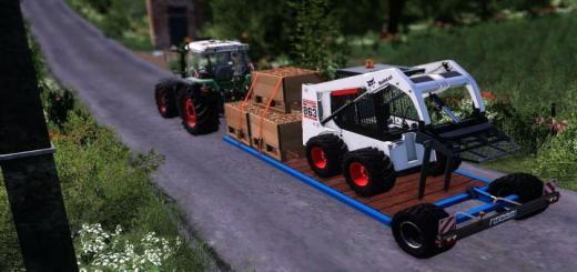 Photo of FS19 – Transport Trailer V1