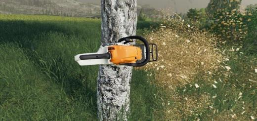 Photo of FS19 – Use Chainsaw Everywhere V1