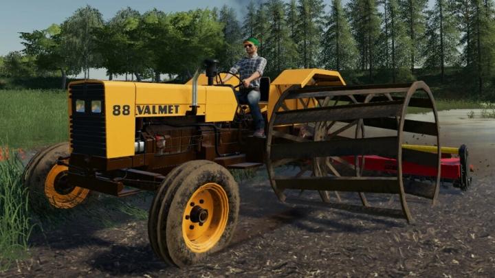 FS19 - Valmet 88 V1.0.1.0