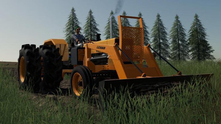 FS19 - Valmet 88 V1