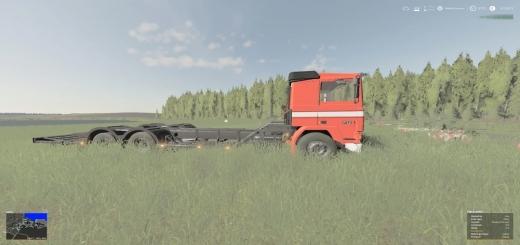 Photo of FS19 – Volvo Metsakoneenkuljetus Lavetti V1