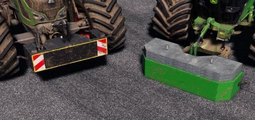 Photo of FS19 – Weight Pack 800Kg-2250Kg V1.0