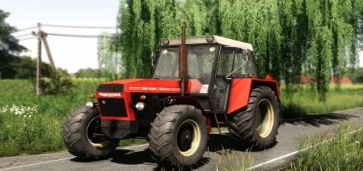 Photo of FS19 – Zetor 16145 Jzd Straznice V1