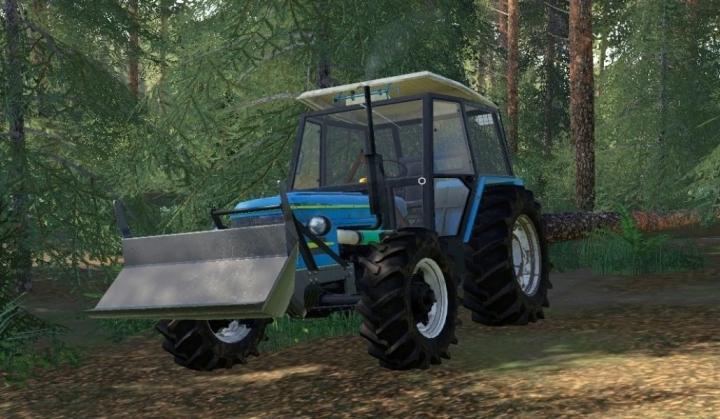 FS19 - Zetor 6945 Ukt V1