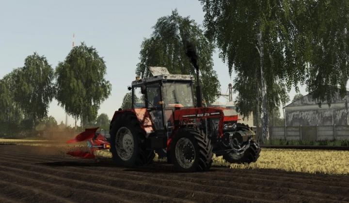 FS19 - Zetor Zts 16245 Tractor V1